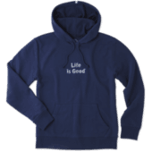 Men's Life is Good Go-To Hoodie