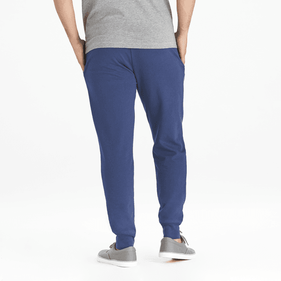 Men's Life is Good Simply True Jogger