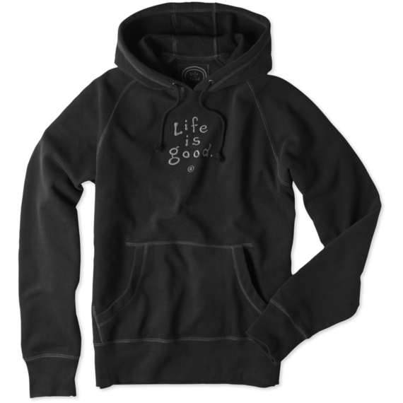 Men's Life is good Softwash Hoodie|Life is good