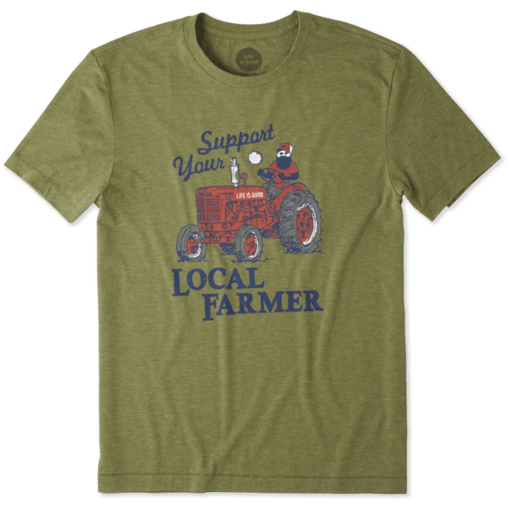 Men's Local Farmer Cool Tee