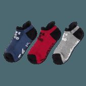 Men's Low Cut Ankle Tab Socks