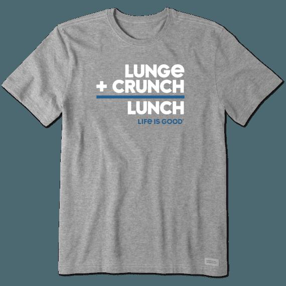 Men's Lunch Crusher Tee