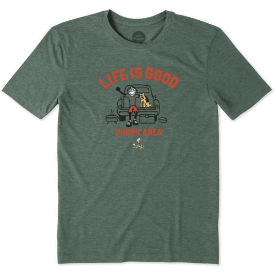 Men's Miami Tailgate Jake Cool Tee