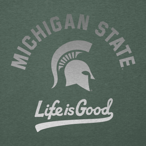 Men's Michigan State Gradient Tailwhip Cool Tee