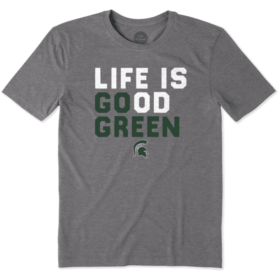 Men's Michigan State LIG Go Team Cool Tee