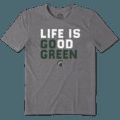 Men's Michigan State LIG Go Team Cool Tee