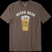 Men's Micro Bear Crusher Tee