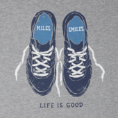 Men's Miles & Smiles Crusher Tee