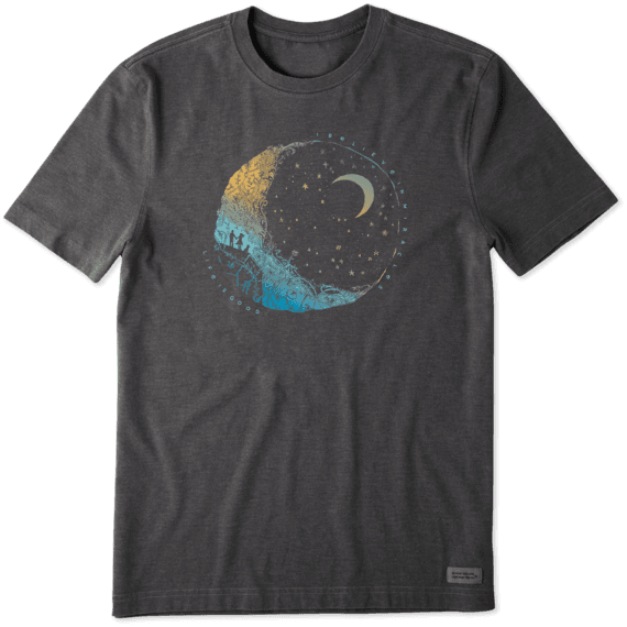 Men's Miracle Moon Gazers Crusher Tee
