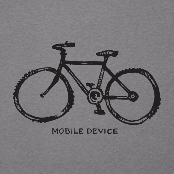 Men's Mobile Device Cool Tee