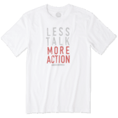 Men's More Action Cool Tee