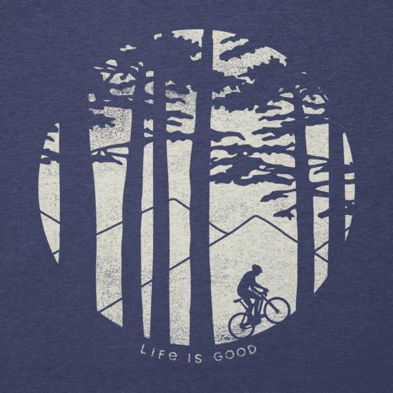 Men's Mountain Bike Woods Cool Tee