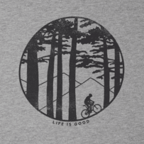 Men's Mountain Bike Woods Crusher Tee