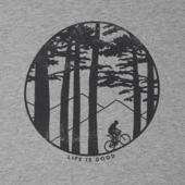 Men's Mountain Bike Woods Crusher Tee