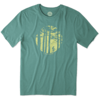 Men's Mountain Bike Woods Smooth Tee