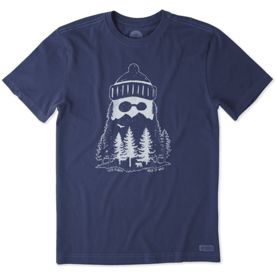 Men's Mountain Jake Crusher Tee
