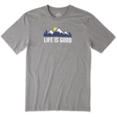 Men's Mountain Scene Cool Tee