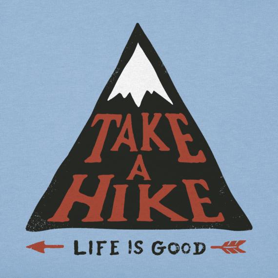 Men's Mountain Take A Hike Crusher Tee