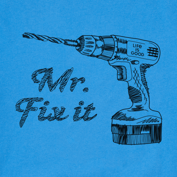 Men's Mr. Fix It Crusher Tee