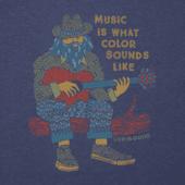 Men's Music Man Cool Tee