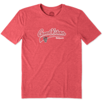 Men's NC State Wolfpack Good Vibes Tailwhip Cool Tee