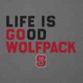 Men's NC State Wolfpack LIG Go Team Cool Tee
