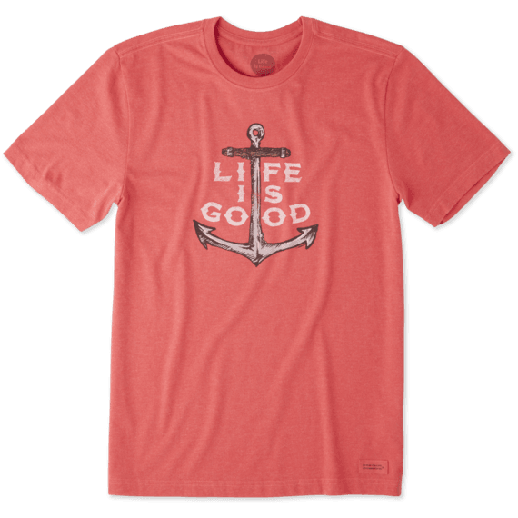 Men's Nautical Anchor Crusher Tee