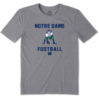 Men's Notre Dame Athlete Jake Cool Tee