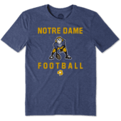 Men's Notre Dame Football Jake Cool Tee