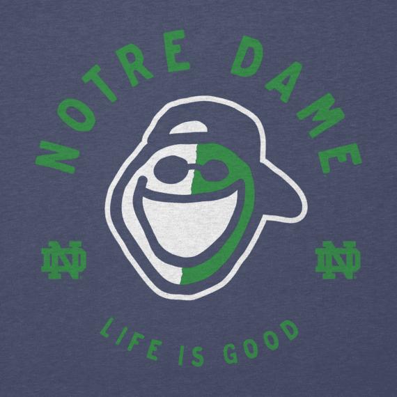 Men's Notre Dame Face Paint Jake Cool Tee