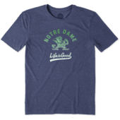 Men's Notre Dame Gradient Tailwhip Cool Tee
