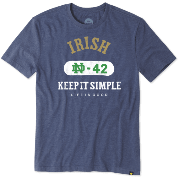 Men's Notre Dame Irish Cool Tee