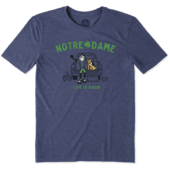Men's Notre Dame Tailgate Jake Cool Tee