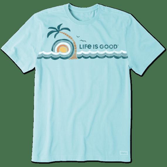 Men's Ocean Breeze Crusher Tee