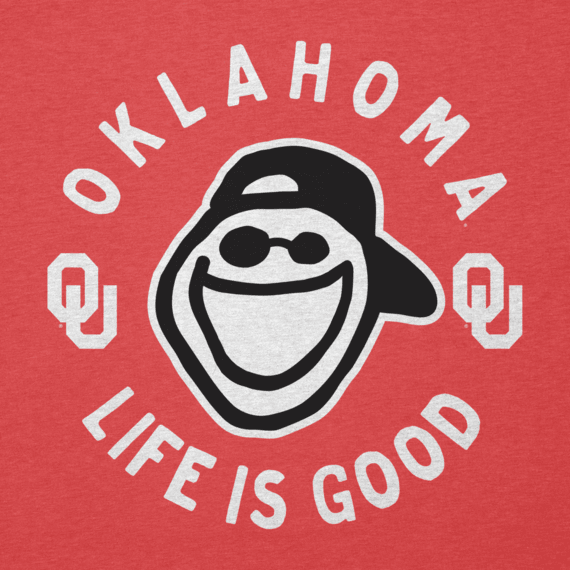 Men's Oklahoma Jake Cool Tee
