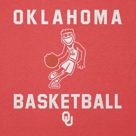 Men's Oklahoma Sooners Athlete Jake Long Sleeve Cool Tee