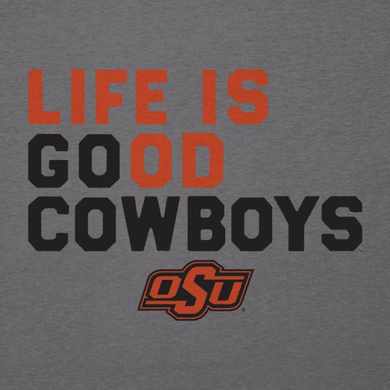 Men's Oklahoma State Cowboys LIG Go Team Cool Tee