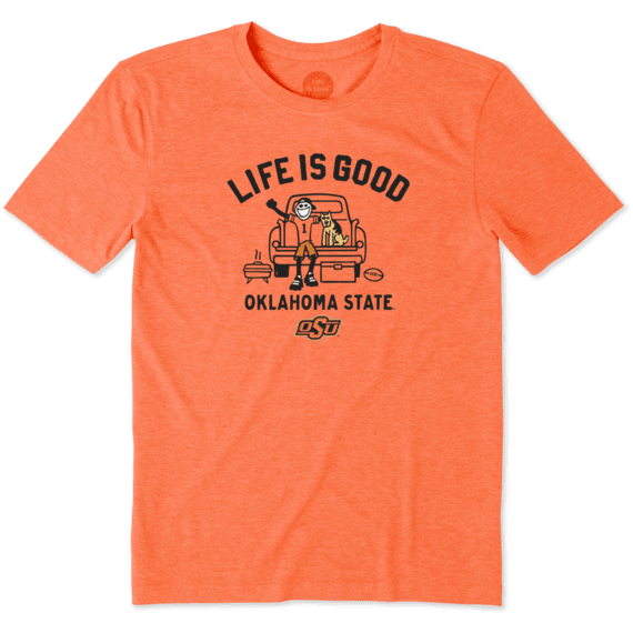 Men's Oklahoma State Cowboys Tailgate Jake Cool Tee
