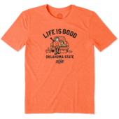 Men's Oklahoma State Cowboys Tailgate Jake Cool Tee
