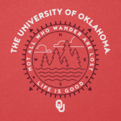 Men's Oklahoma Wander Long Sleeve Cool Tee
