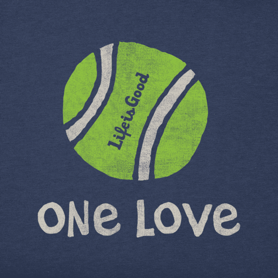 Men's One Love Crusher Tee