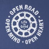 Men's Open Road Smooth Tee