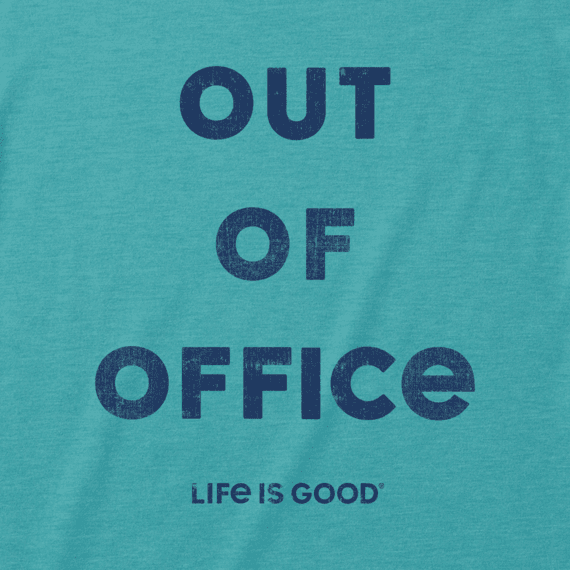 Men's Out Of Office Cool Tee