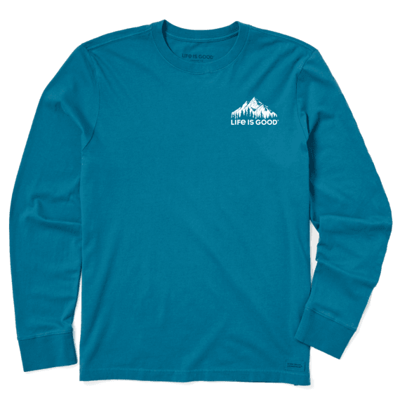 Men's Out of Office Ski Long Sleeve Crusher Tee