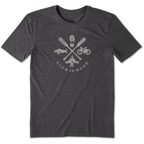 Men's Outdoor Action Cool Tee