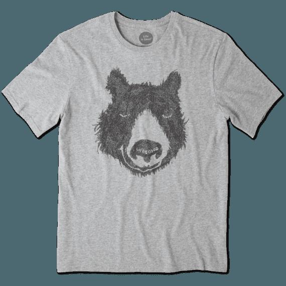 Men's Outdoor Bear Smooth Tee