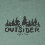 Men's Outsider Cool Tee