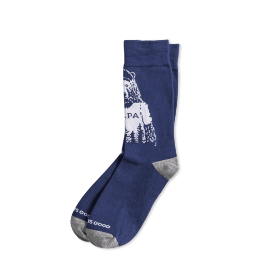 49036fe0faf Accessories Men s Papa Bear Crew Socks