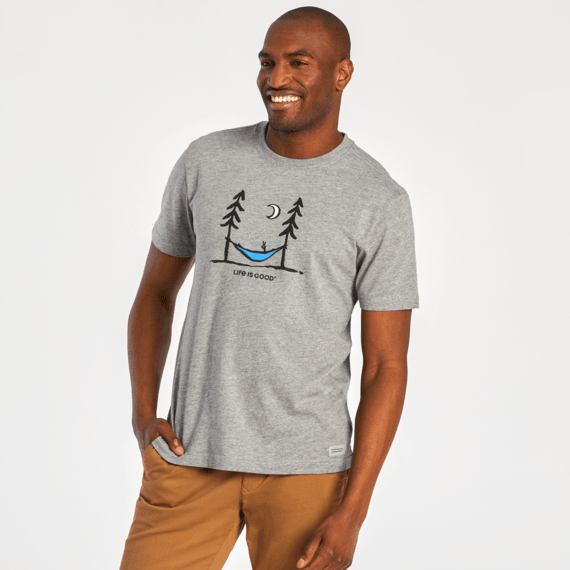 Men's Peace Out Crusher Tee