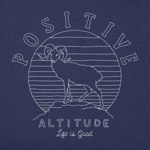 Men's Positive Altitude Crusher Tee